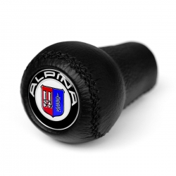 BMW Alpina Leather Gear Shift Knob