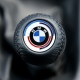 BMW E28 M Technic Leather Gear Shift Knob Stick Manual Transmission Shifter Lever & Gaiter Boot