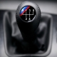 BMW E36 M Technic Leather Gear Shift Knob Stick 5 Speed Manual Transmission Shifter Lever & Gaiter Boot
