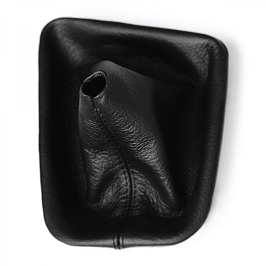 BMW E46 5/6 Speed Manual Transmission Genuine Italian Leather Gaiter Boot