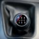 BMW Leather M Technic Dog Leg Gear Shift Knob Stick Screw-On Type E10 E12 E9 E3 2002 1802 Manual Transmission Shifter Lever