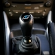 Lexus Leather Gear Shift Knob Stick 5/6 Speed Manual Transmission Shifter Lever Screw-On Type