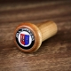 BMW Alpina Classic Wooden Gear Shift Knob Stick 5/6 Speed Manual Transmission Shifter Lever