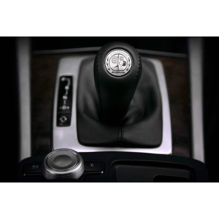 Mercedes-Benz AMG Leather Gear Shift Knob & Gaiter Automatic Transmission Shifter Lever