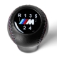 BMW E46 M Sport M Stitched Leather Short Shift Knob 5 Speed + Handbrake + Gaiter Boot