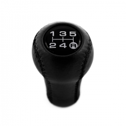 Lexus SC300 Toyota Soarer Leather Gear Shift Knob 5 Speed Manual Transmission Shifter Lever Screw-On Type M12x1.25